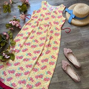 Sweet April Cornell Floral Maxi Dress!!